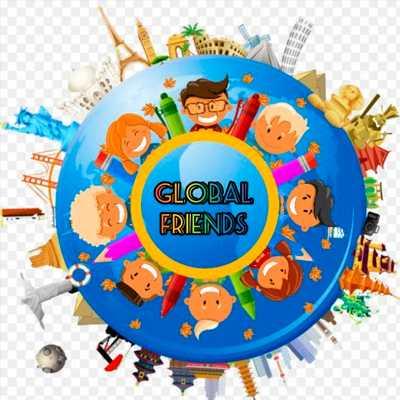 Global Friends whatsapp group