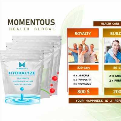 Momentous health global