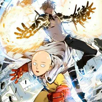 One Punch Man Telegram channel